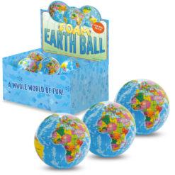 Foam Earth Ball