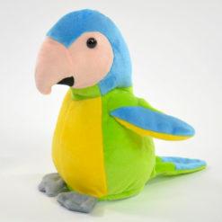 Laber-Papagei, grün